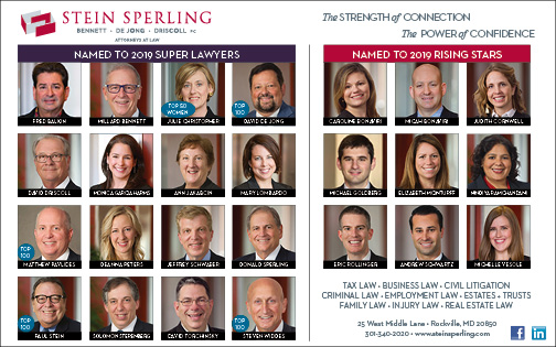 2019 DC Super Lawyers