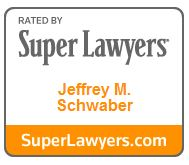 Super Lawyers Logo Jeffrey M. Schwaber