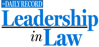 Leadership In Law Logo