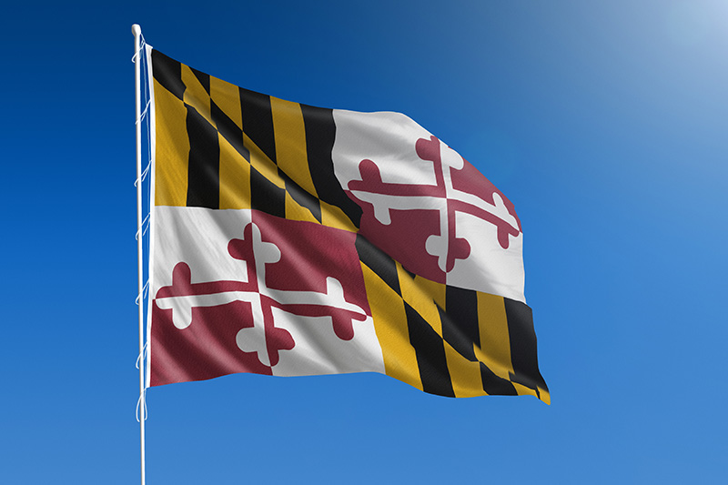 Maryland State Flag Laws