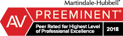 Martindale-Hubbell Preeminent Logo
