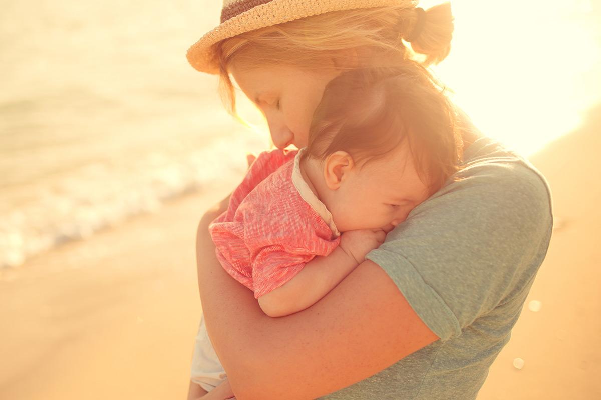 Gaurdianship Mom and Child