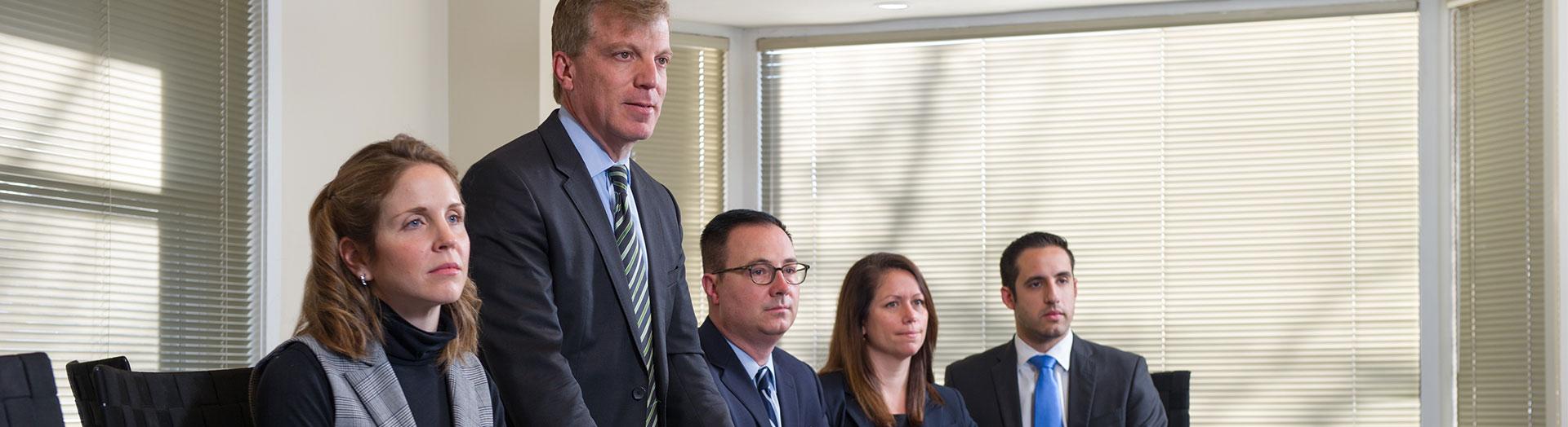 Civil Litigation team