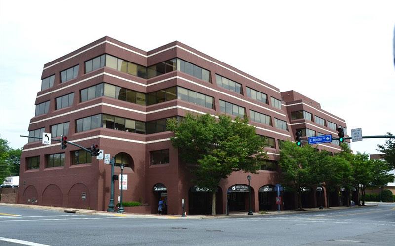 Ubicacion Rockville oficina principal