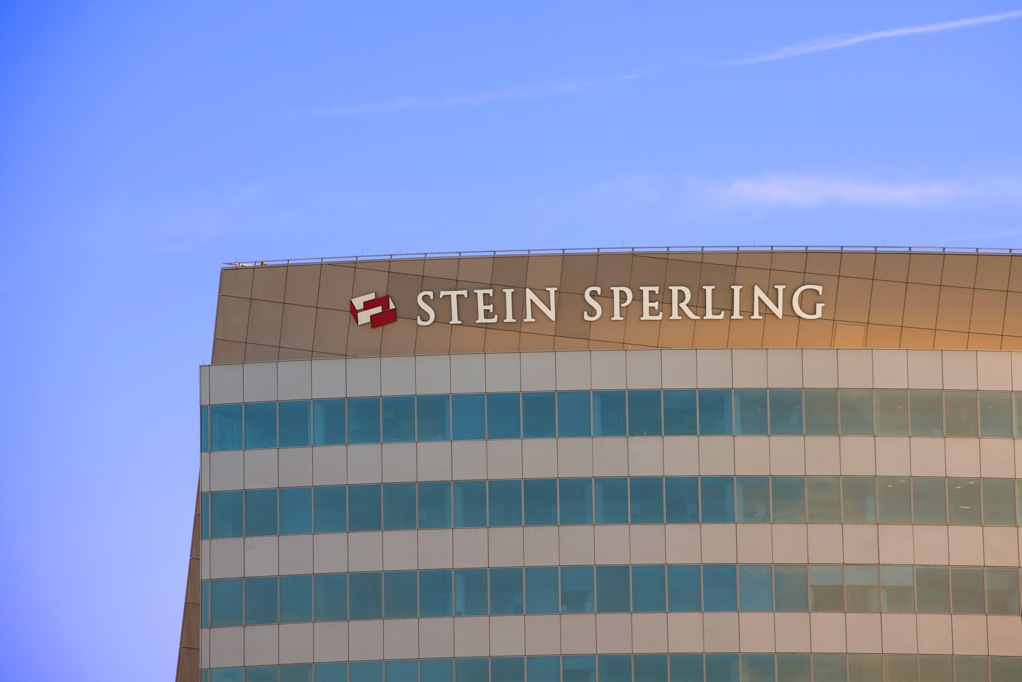 Stein Sperling Office on Wootton Parkway