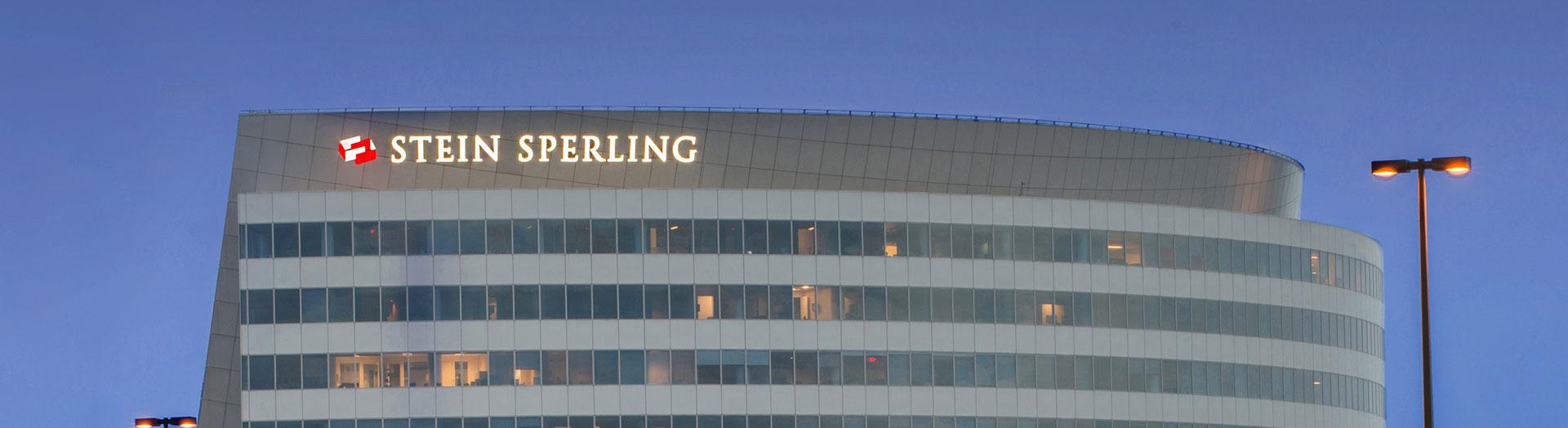 Stein Sperling Office on Wootton Parkway