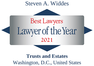Steven Widdes Lawyer of the Year logo