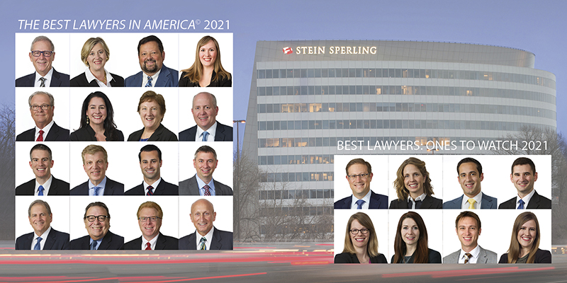Stein Sperling Best Lawyers in America