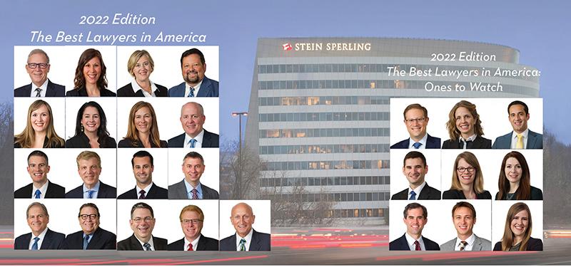 Stein Sperling Best Lawyers